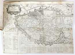 [BELGIQUE] [Georges FRICX ]- Description De La Ville De - Cartes Topographiques