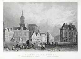 [BELGIQUE] N. G. VAN KAMPEN - Vues De La Hollande Et De - Cartes Topographiques