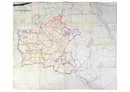 [CONGO] Jean DU FIEF - Carte De L'Etat Indépendant Du C - Cartes Topographiques