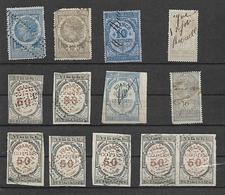 TIMBRES FISCAUX - Revenue Stamps