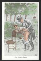 EROTIQUE PARISIEN - PIN UP - AUX CHAMPS ELYSEES - CARTE VIERGE - Disegni