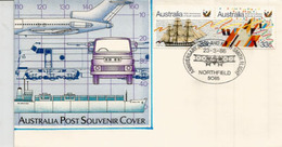 AUSTRALIA. First Flight From England To Australia 1919 By Ross & Keith Smith In 28 Days (anniversary) - Marcophilie