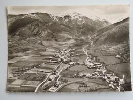 Carte Postale : 66 En Avion Au-dessus De ERR, Vue Générale, Le Puigmal, Timbre En 1962 - Autres Communes