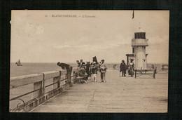 Blankenberge - 1921 - LEstacade - Blankenberge