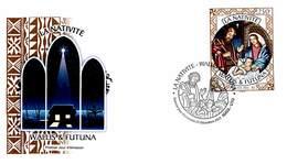 FDC Wallis Et Futuna De 2015 - La Nativité - FDC