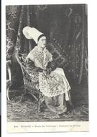 PORNIC - Femme En Costume De Mariée (vers 1905) - Pornic
