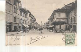 Morges, La Grand Rue - VD Vaud