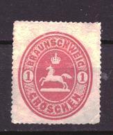 Braunschweig 18 MNG (1865) - Brunswick