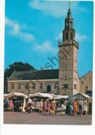 Hulst - Stadhuis Met Markt [AA46-5.055 - Nederland