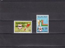 Marruecos Nº 1005 Al 1006 - Marruecos (1956-...)