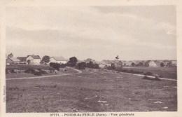 Jura - Poids-de-Fiole - Vue Générale - Sonstige Gemeinden