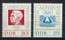 DDR 1963 // Mi. 939/940 ** - [6] République Démocratique