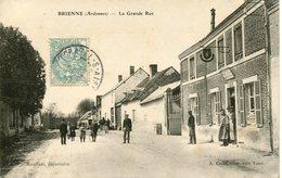BRIENNE. La Grande Rue - Frankreich