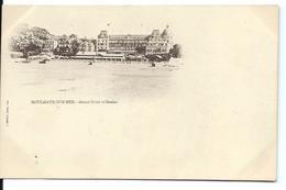 HOULGATE - Carte Précurseur 1900 - Grand Hôtel Et Casino - Vente Directe X - Houlgate