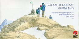 DANEMARK - GROENLAND Groënland 2007, Carnet Neuf N° C461 Europa Scouts - Neufs