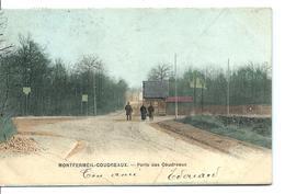 MONTFERMEIL - COUDREAUX - Breger éditeur - 1905 - Montfermeil