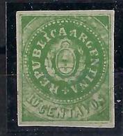 ARGENTINE 1862:  Le Y&T 6, NEUF (*) - Nuovi