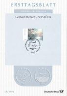 D+ Deutschland 2013 Mi 3020 ETB Gerhard Richter - [7] Federal Republic