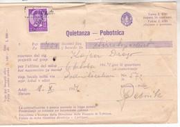 5405  LUBIANA --LAIBACH   ITALIEN -DEUTSCH BESETZUNG  LUBIANA   1944 - German Occ.: Lubiana