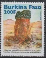 Burkina Faso 2019 Mi. ? Site Touristique Métallurgie Ancienne Du Fer Iron Industry Eisen Patrimoine Mondial UNESCO 2019 - Burkina Faso (1984-...)