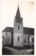 37 - CHEDIGNY : Eglise - CPSM Photo Village ( 570 Habitants ) Dentelée Format CPA 1951 - Indre Et Loire - Altri Comuni