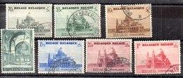 Bélgica Serie Completa Nº Yvert 471/77 O - Usados