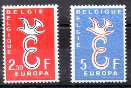 Bélgica Serie Completa Nº Yvert 1064/65 ** - Bélgica