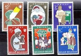 Bélgica Serie Completa Nº Yvert 1153/58 ** - Bélgica