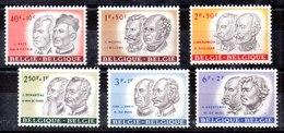 Bélgica Serie Completa Nº Yvert 1176/81 ** - Bélgica