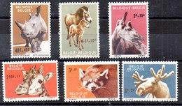 Bélgica Serie Completa Nº Yvert 1182/87 ** - Bélgica