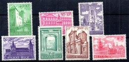 Bélgica Serie Completa Nº Yvert 1205/11 ** - Bélgica