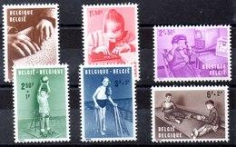 Bélgica Serie Completa Nº Yvert 1225/30 ** - Bélgica