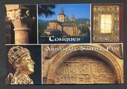 VOTRE VILLAGE OU VILLE IL Y A 40 ANS ....AVEYRON...CONQUES - France