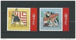 Zegels 3667 - 3668 ** Postfris - Unused Stamps