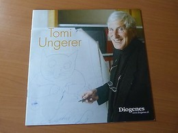 Tomi Ungerer-Catalogue 2011 Des Parutions De Diogenes-Alsace-Strasbourg - 1901-1940