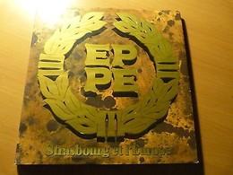 Alsace-Strasbourg Et L'Europe-Parlement Européen-1979 - Livres, BD, Revues