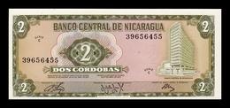 Nicaragua 2 Córdobas 1972 Pick 121 SC UNC - Nicaragua