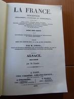Guadet M. Le Bas-Rhin. Alsace. Reprint De L'édition De 1834 - Books, Magazines, Comics