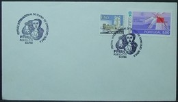 Portugal - Cover 1980 Windmill Theatre FITEI On Cancel - Covers & Documents