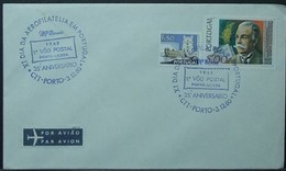 Portugal - FFC Cover 1980 Aerophilately On Cancel - Covers & Documents