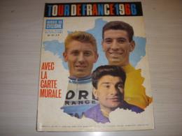 MIROIR Du CYCLISME 073 06.1966 AVANT TOUR De FRANCE ANQUETIL POULIDOR GIMONDI - Sport