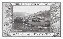 Circuits Automobiles: Stations Thermales De La Région De L'Ouest - Voyages Dans Les Vosges (Val D'Atoll) - Cartes Routières