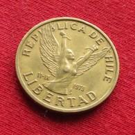 Chile 5 Pesos 1981 KM# 217.1   Chili Peso - Chili