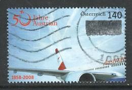 Oostenrijk, Mi 2718 Jaar 2008, Hogere Waarde, Gestempeld - 1945-.... 2ème République