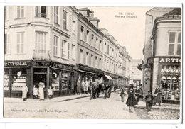 YVETOT - LA RUE DES VICTOIRES - Yvetot