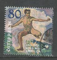 Oostenrijk, Mi 3423 Uit Blok 101 Jaar 2018  Hoge Waarde, Gestempeld - 1945-.... 2ème République