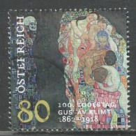 Oostenrijk, Mi 3424 Uit Blok 101 Jaar 2018  Hoge Waarde, Gestempeld - 1945-.... 2ème République
