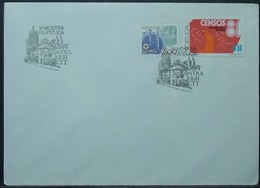 Portugal - Cover 1981 Statistics Census Sintra - Covers & Documents