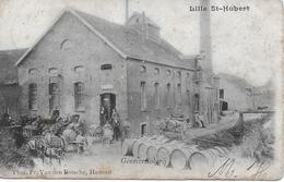 Lille St-hubert (likeurstokerij) - Lille