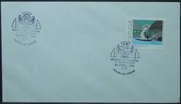 Portugal - Cover 1981 Boat 8$50 Solo Consonant Cancel Póvoa De Varzim - Covers & Documents